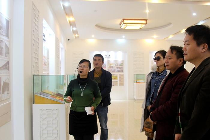 中国茶工业化进程研究课题调研组到滇红集团调研